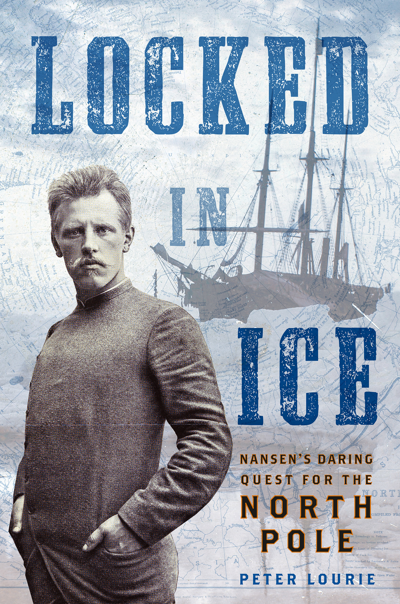 Lourie   locked in ice  holt