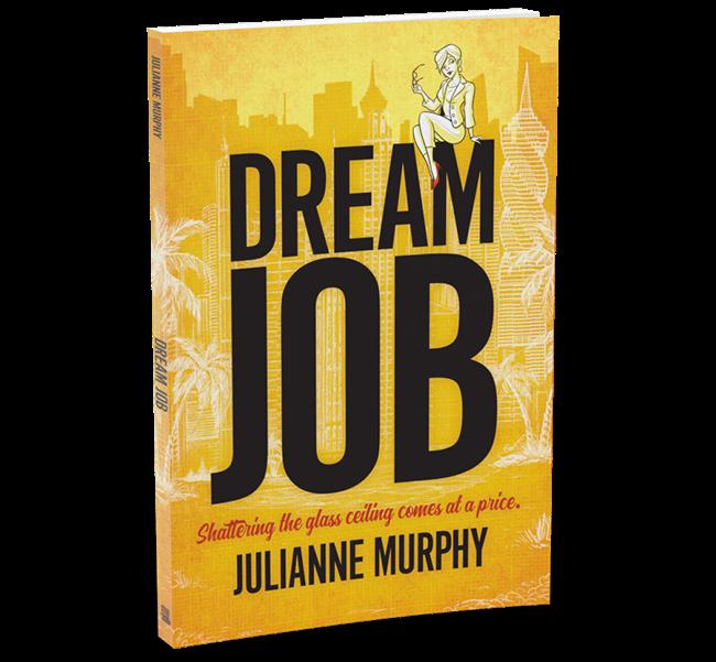 Dream job 3d cover artwork