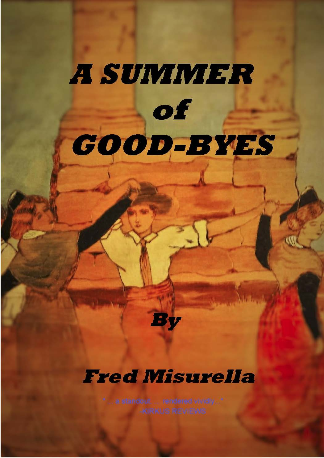 Summercover with edited kirkus