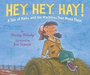 Hey  hey  hay! cover