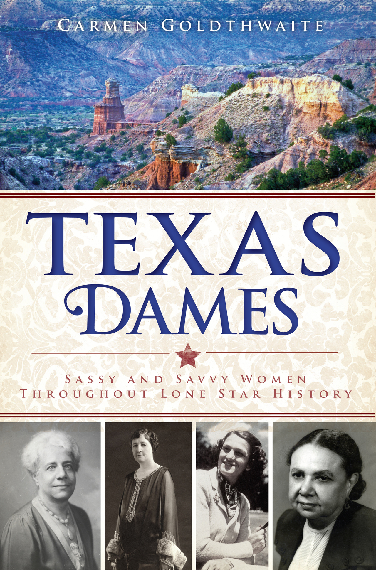 Tx dames front cover jpeg