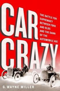 Car crazy cover