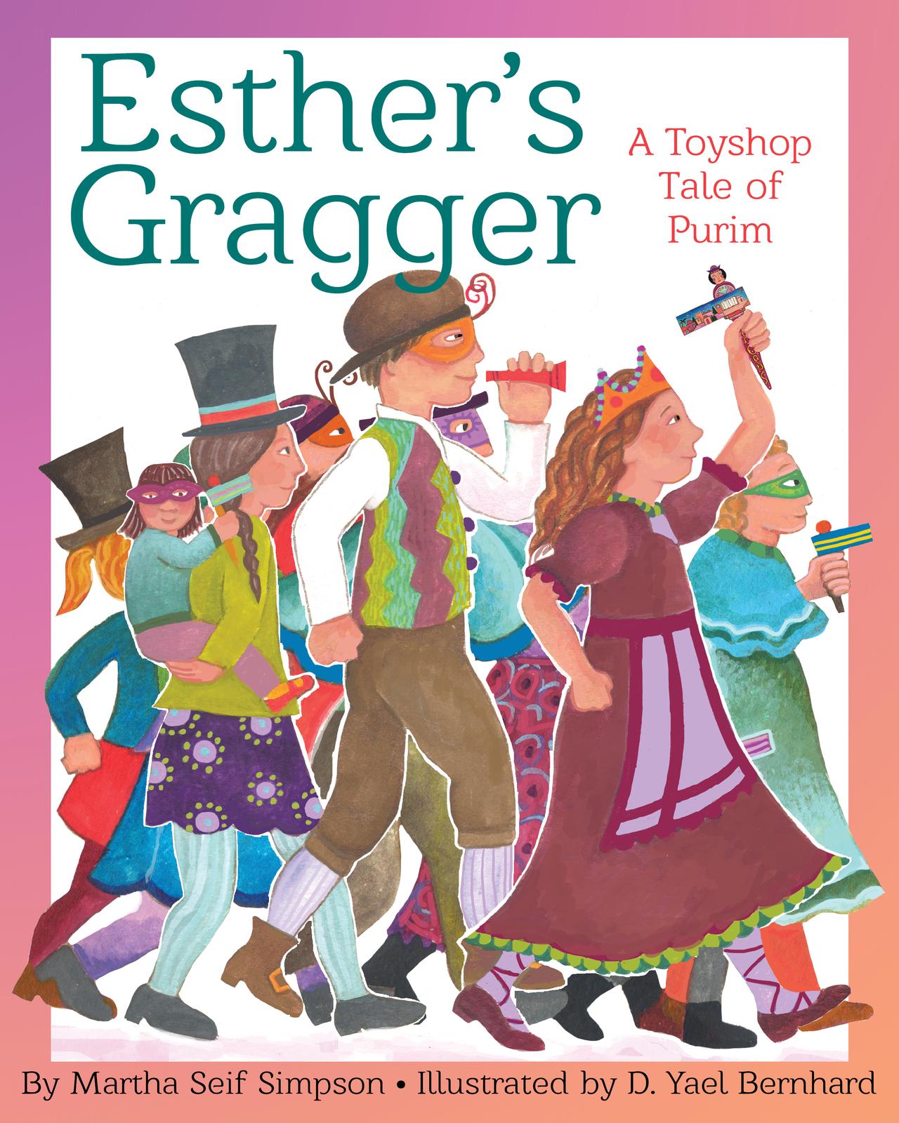 Esther's gragger front cover hi resolution