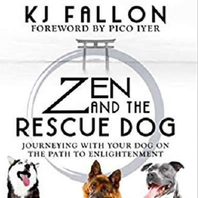Zen and the rescue dog cover resizedf inst