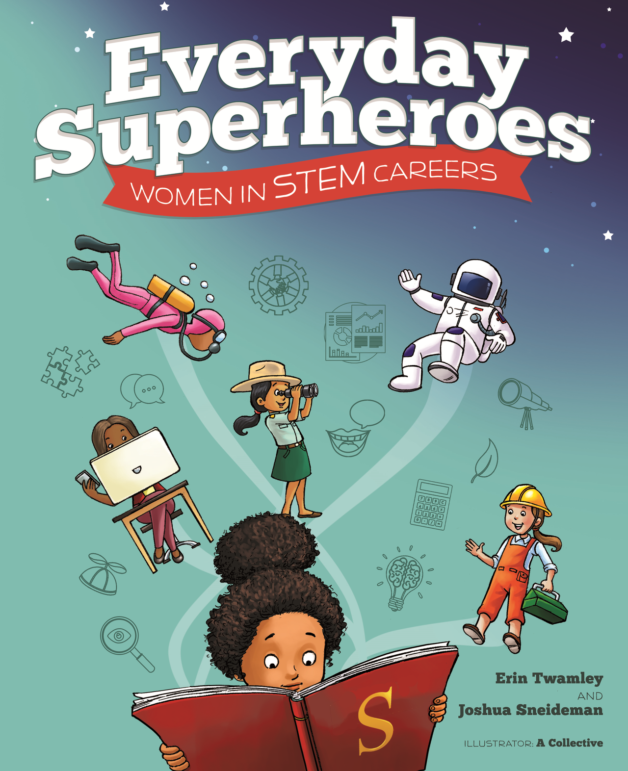 Everyday superheroes book cover