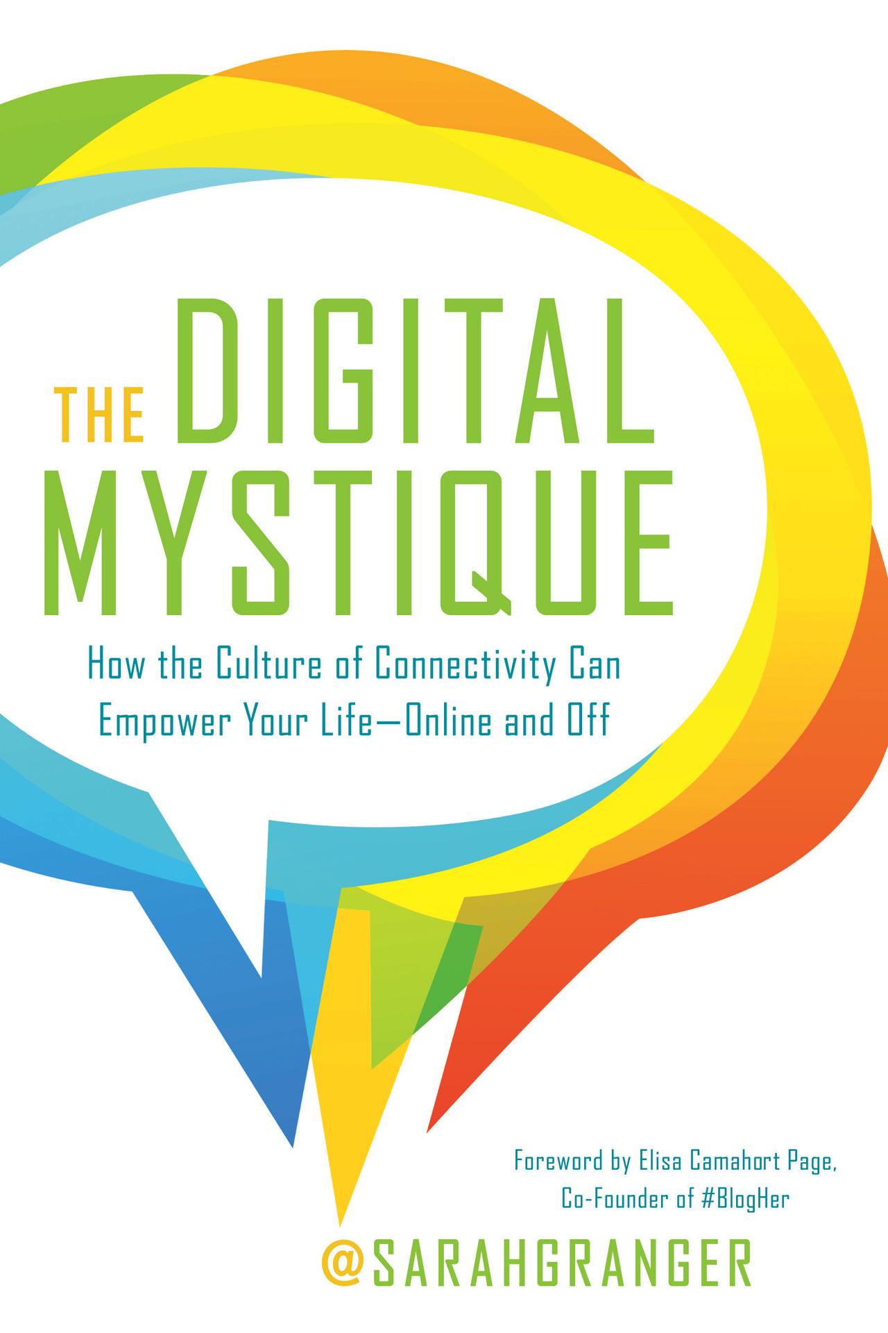 Digital mystique cover