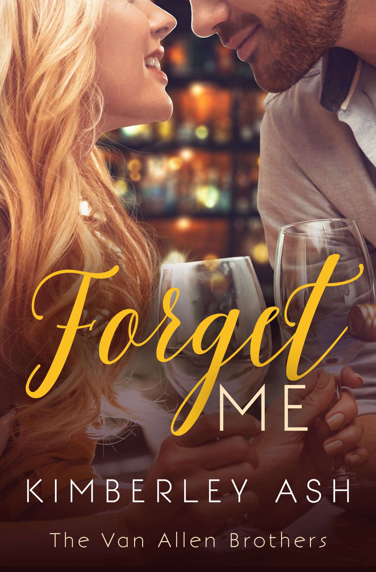 Forget me final for barnes and noble