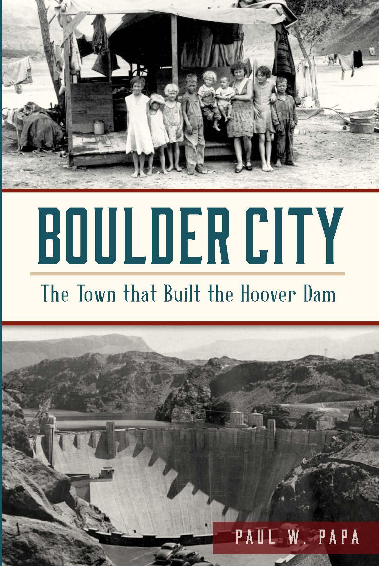 Boulder city cover