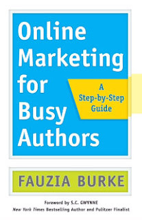 Online marketing for busy authors sidebar