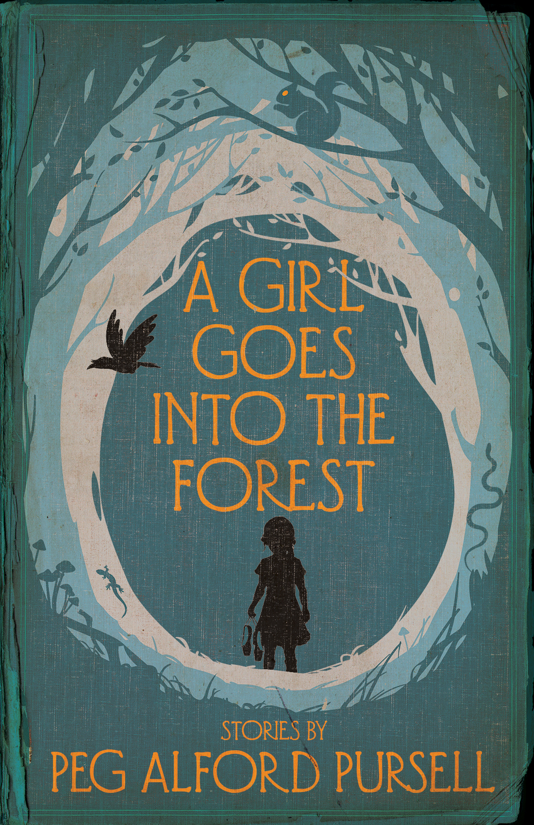 A girl goes into the forest 02.5