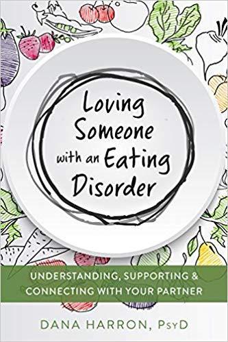 Book cover loving someone