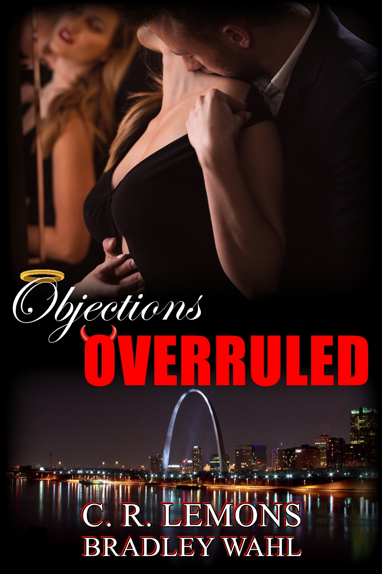 Objections overruled cover
