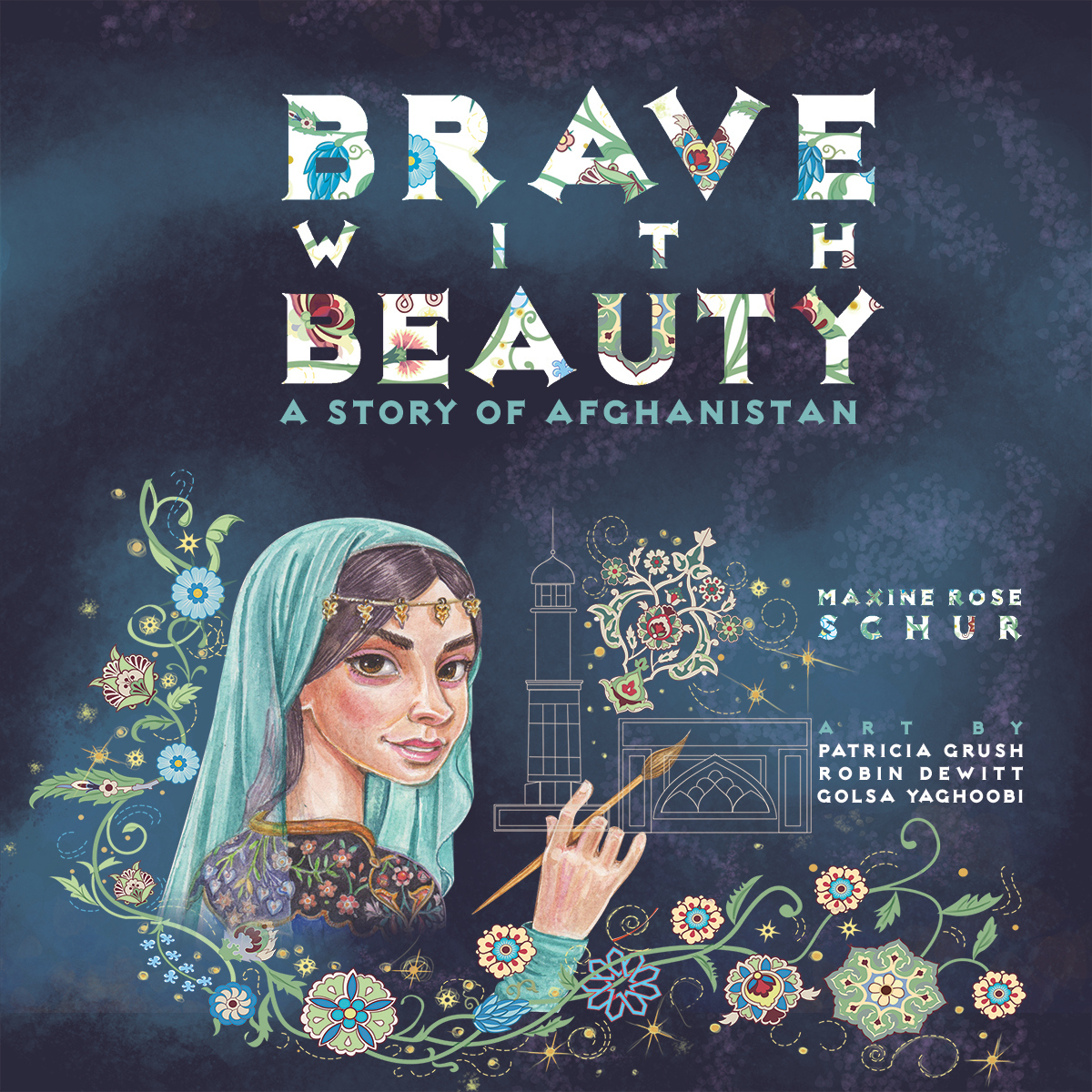 Brave with beauty cover