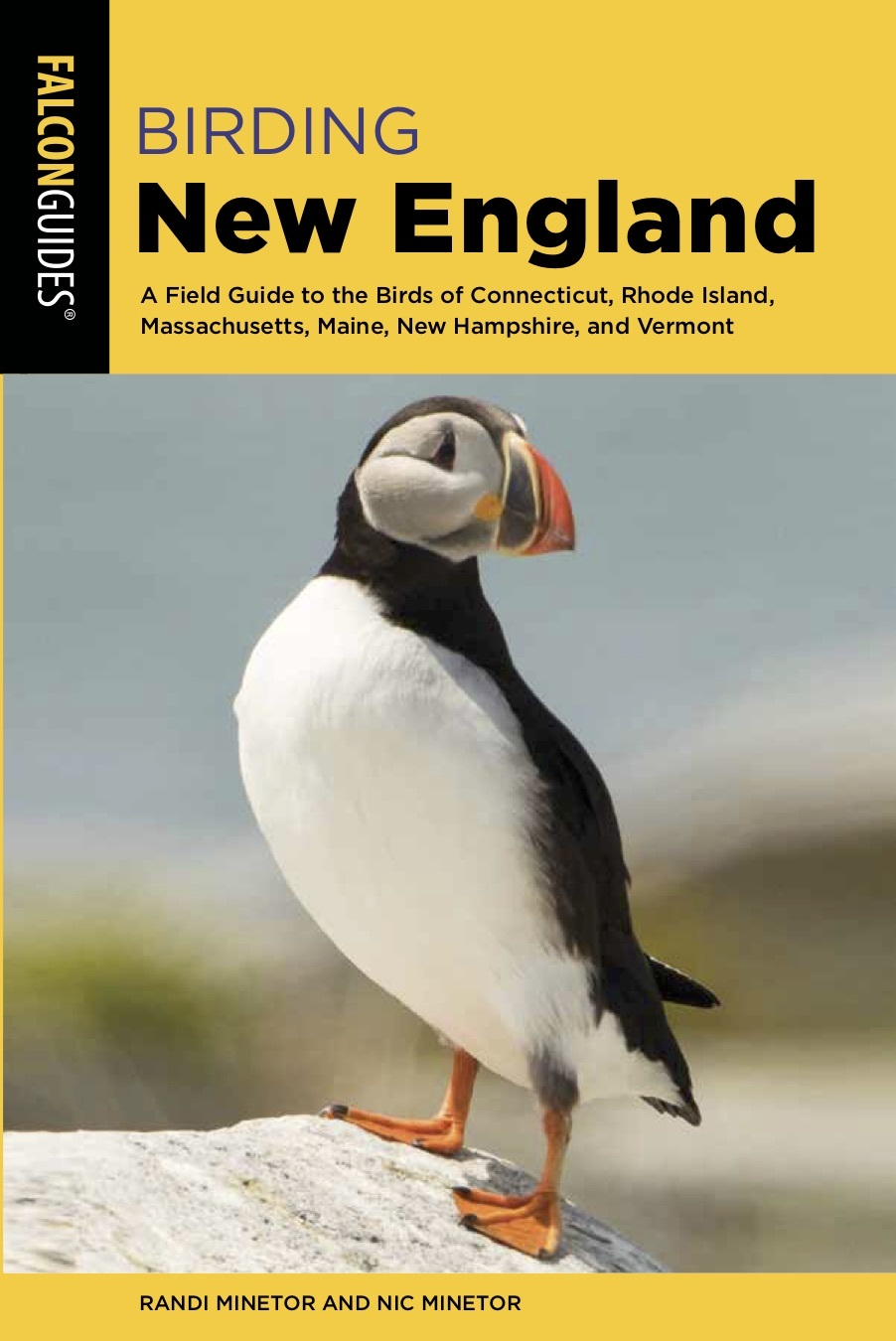 Birding newengland front cover