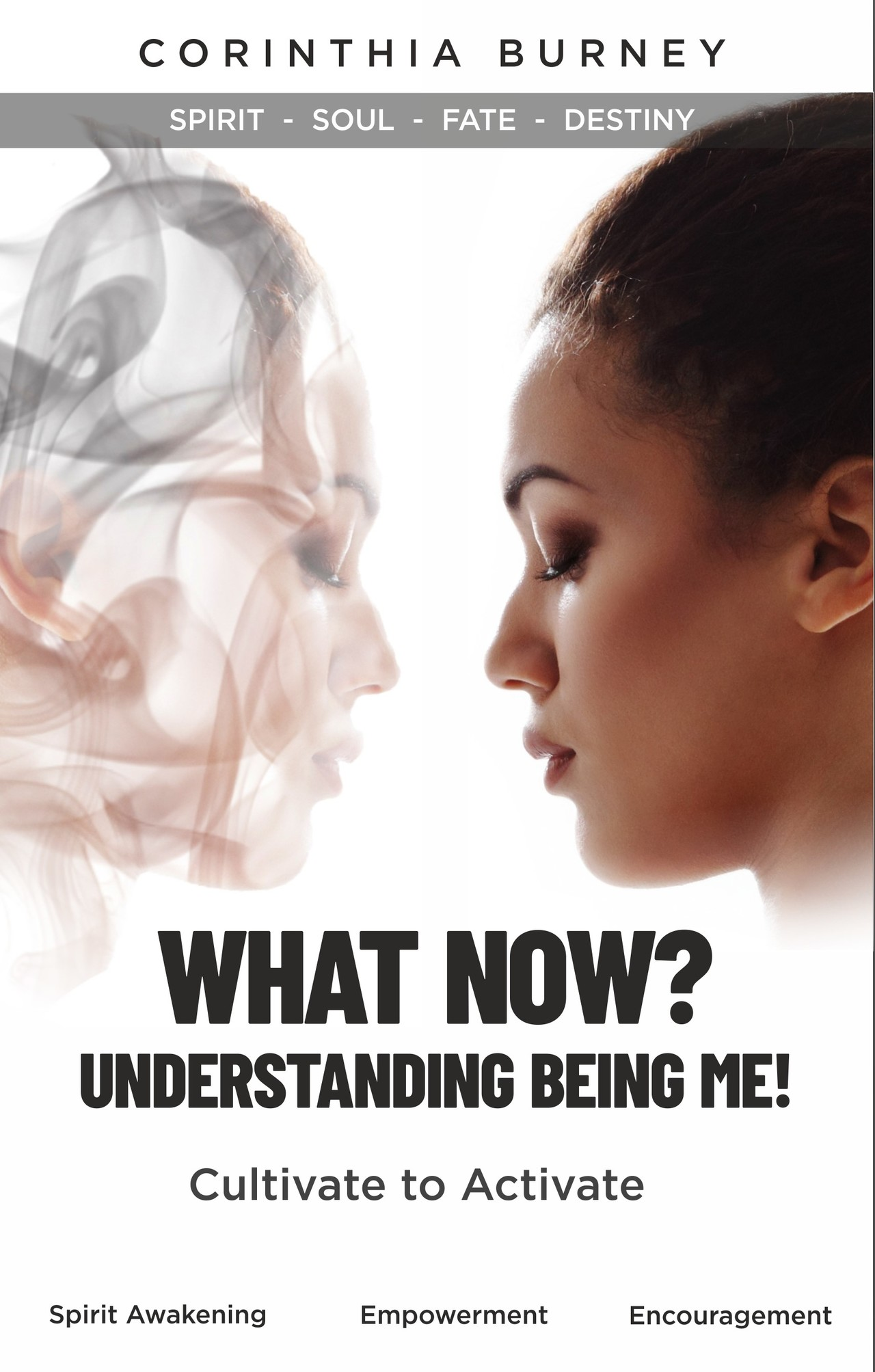 What now   understanding being me book cover title   front cover