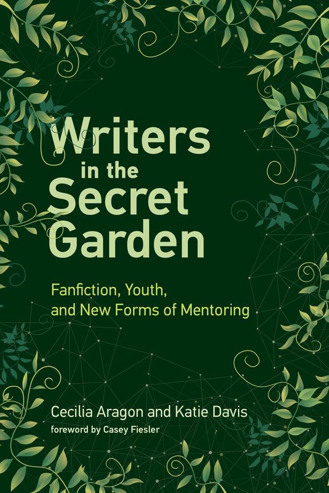 Writers in the secret garden cover