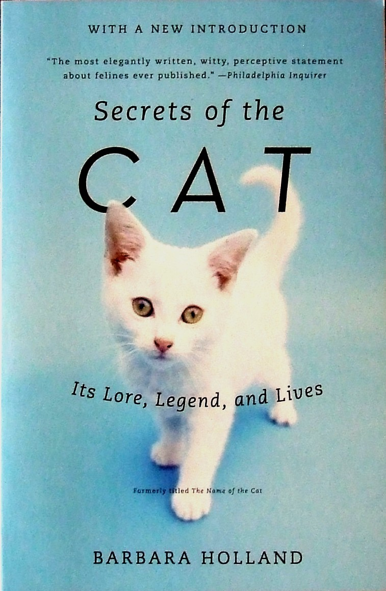 Secrets of the cat harpercollins paperback 2010
