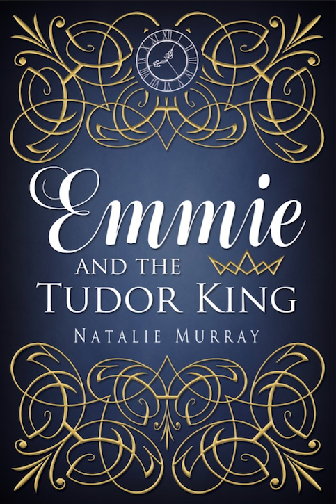Emmie and the tudor king book cover