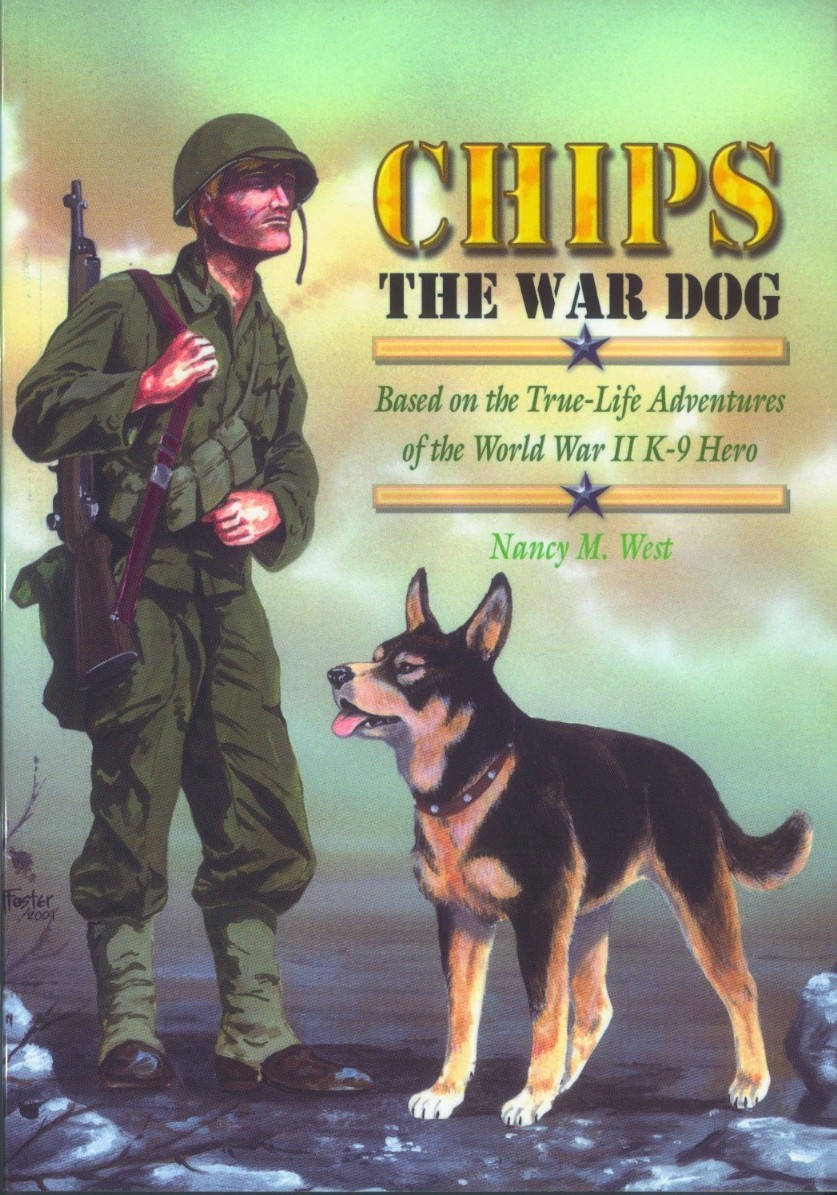 Chips book cover