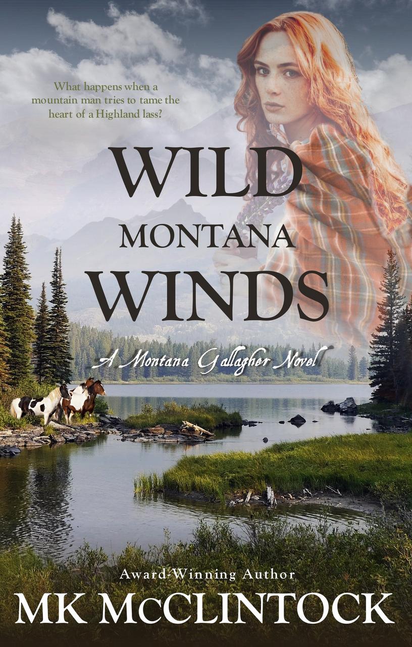 Wild montana winds mk mcclintock pr