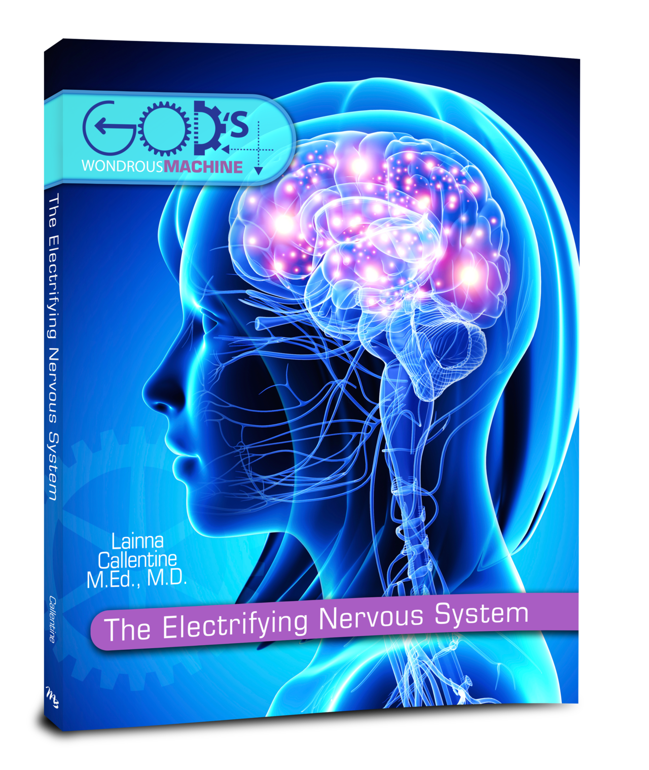 The electrifying nervous system cover 3d