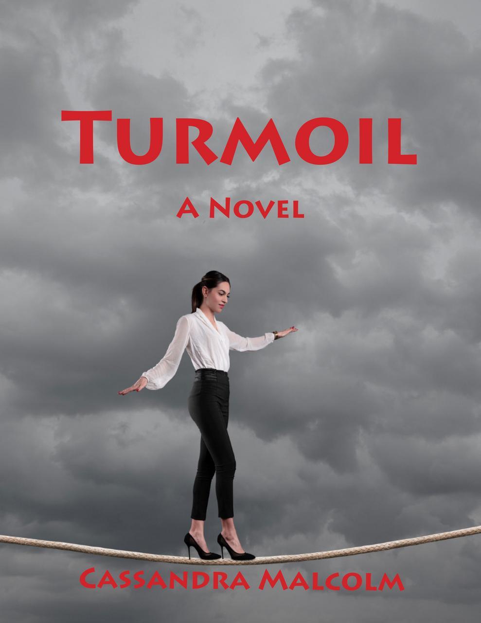 Turmoil cover