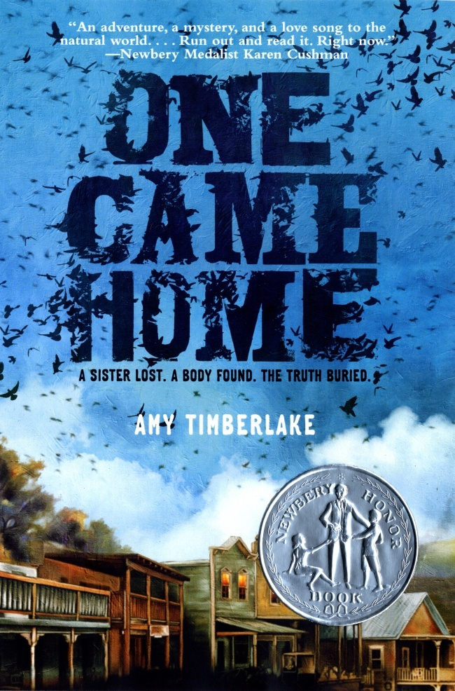 One came home newbery copy