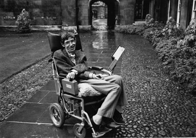 Stephen hawking small for henry