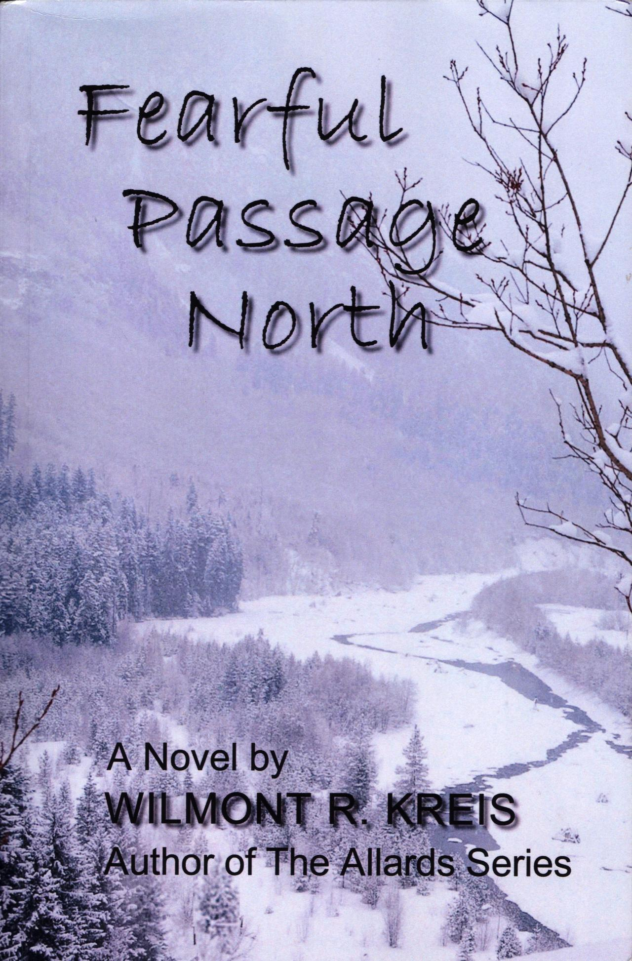 Fearful passage  cover