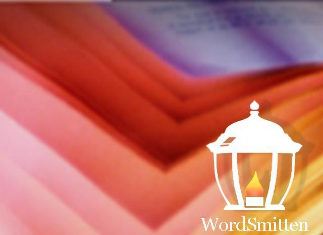 Wordsmitten media logo