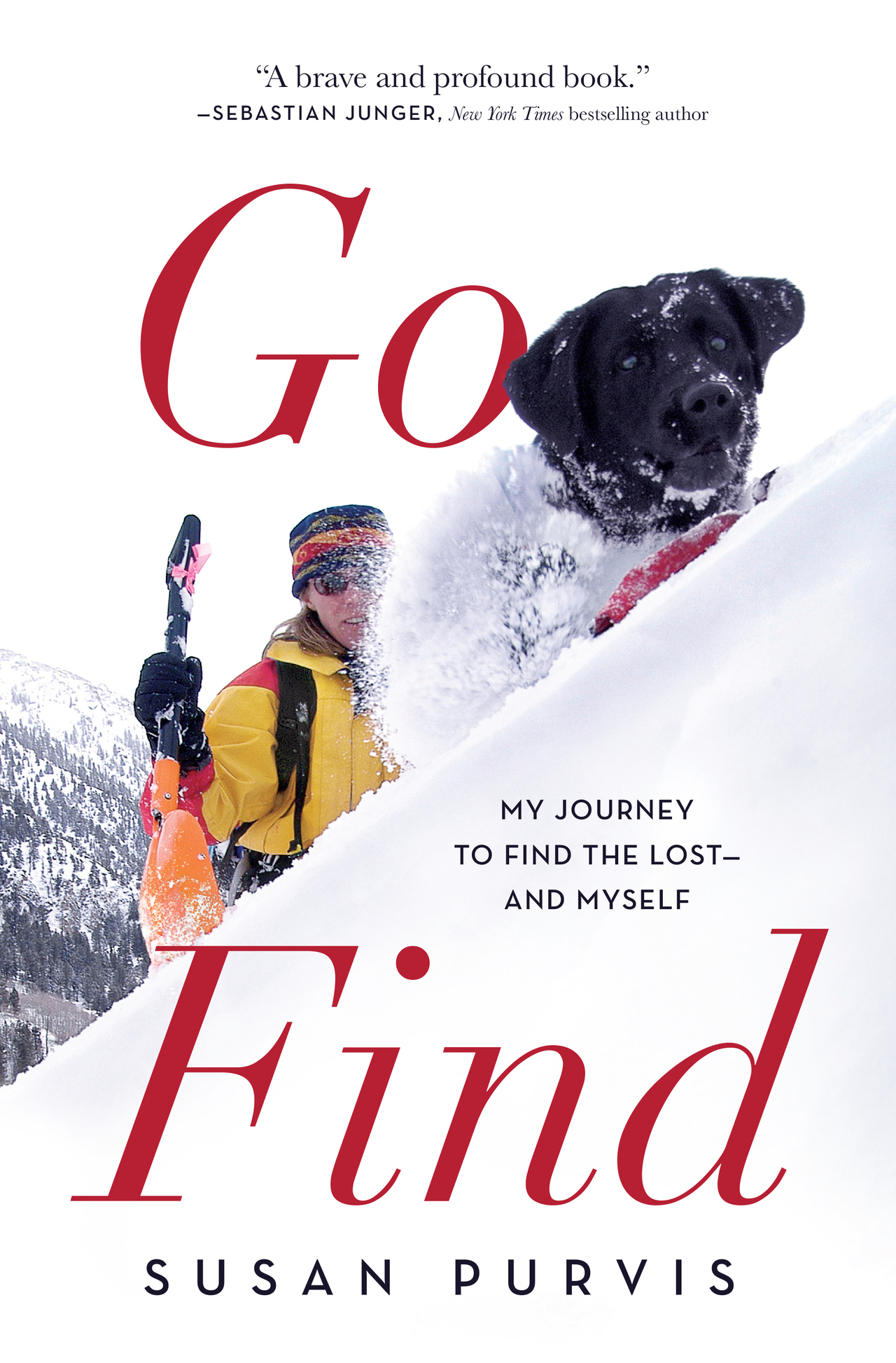 Hardcover gofind front