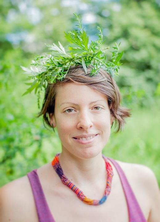 Mugwort crown