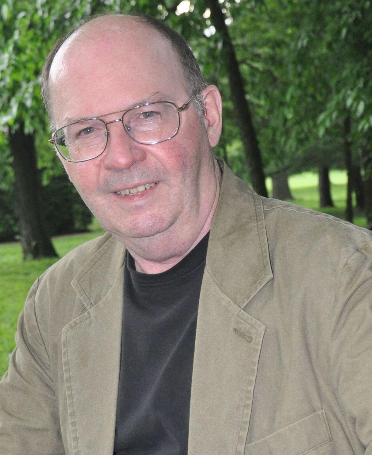 Richard underwood  author