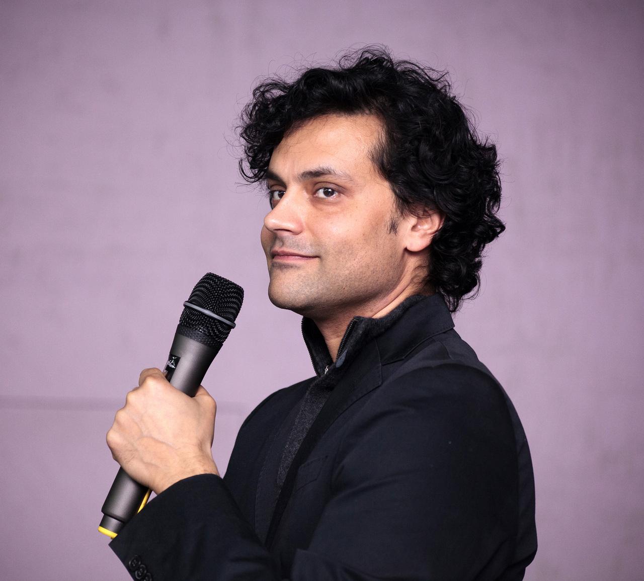 Ravi speaker purple300dpi