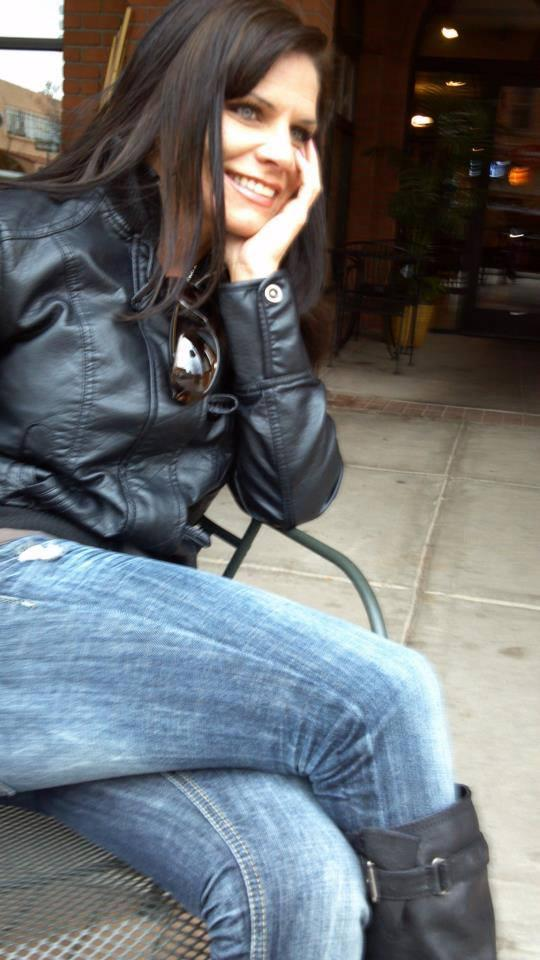 Me sitting