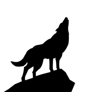 1313972957415418148howling wolf silhouette psd38709 md