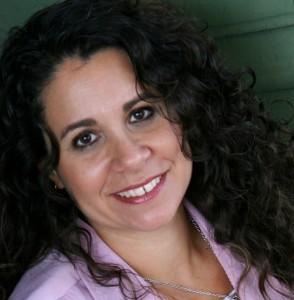 Gina conroy pink head shot