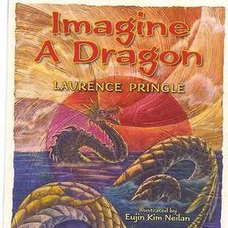 "<font color=""red""><b>Imagine a Dragon</b></font>"