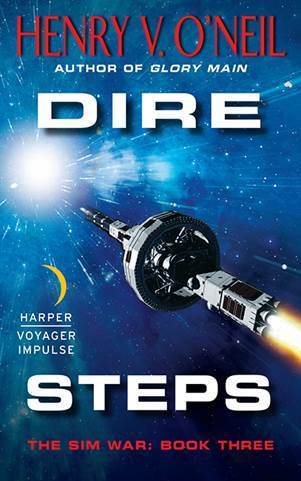 Book 3 of my military science fiction Sim War series
