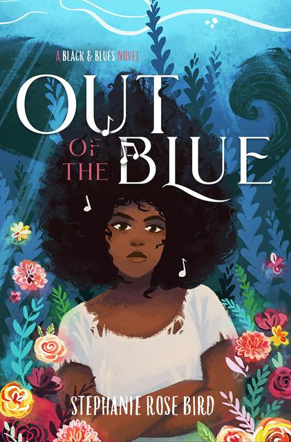 "Blog about the Release Day Blog Tour for ""Out of the Blue"""
