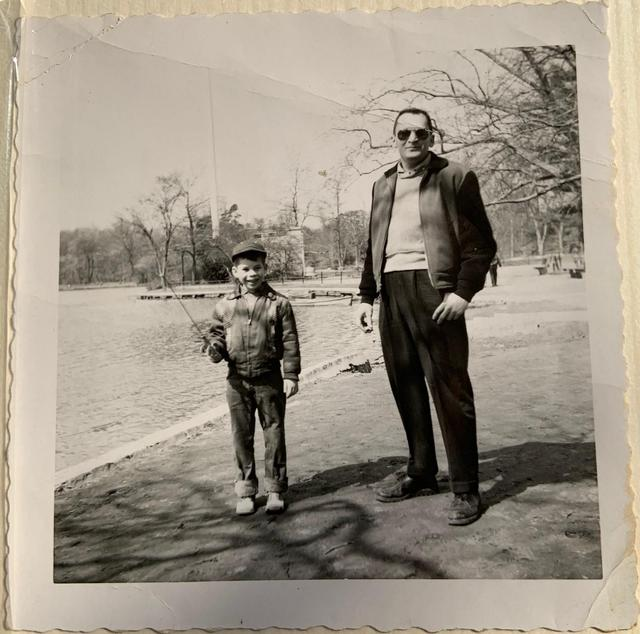 Prospect Park, 1959, and the unreliability of memory.