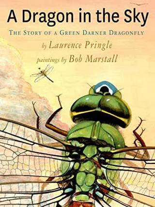 "<font color=""green"">A Dragon in the Sky: The Story of a Green Darner Dragonfly</font>"
