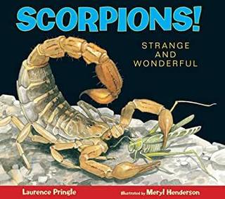 "<font color=""red""><b>Scorpions! Strange and Wonderful</b></font>"
