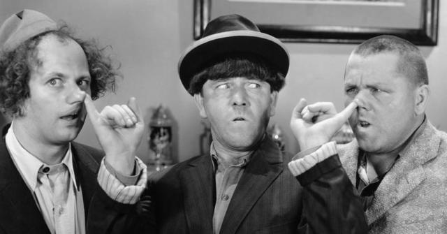 Is Moe Howard of the Three Stooges the most famous Erasmus alumnus?