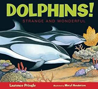 "<font color=""blue""><b>Dolphins! Strange and Wonderful</b></font>"