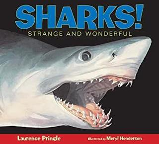"<font color=""blue""><b>Sharks! Strange and Wonderful</b></font>"