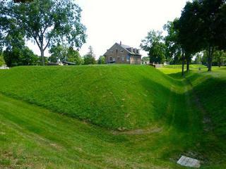 Fort Malden, Amherstburg, Ontario, Canada