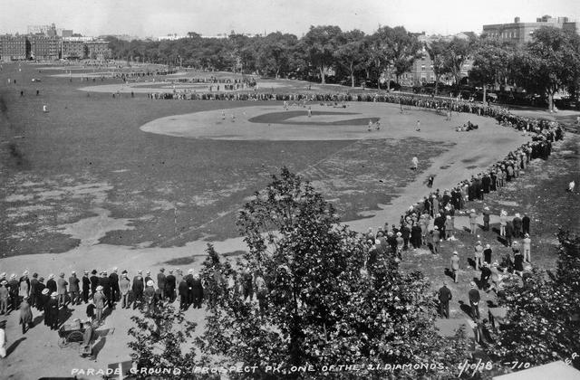 Brooklyn's Parade Grounds: 40 Sacred, Scruffy Acres