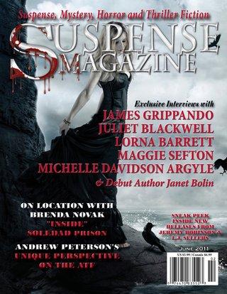 Suspense Magazine September 2011