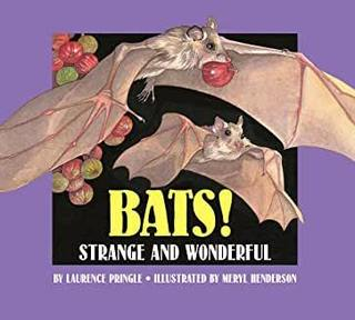 "<font color=""red""><b>Bats! Strange and Wonderful</b></font>"